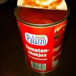 gibts auch in Deutschland - italienische Tomaten in Stücken